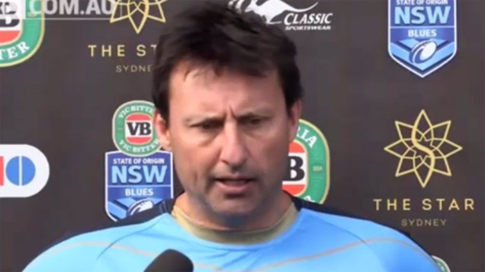Tommy Raudonikis takes aim at Blues coach Laurie Daley for not having control over his players
