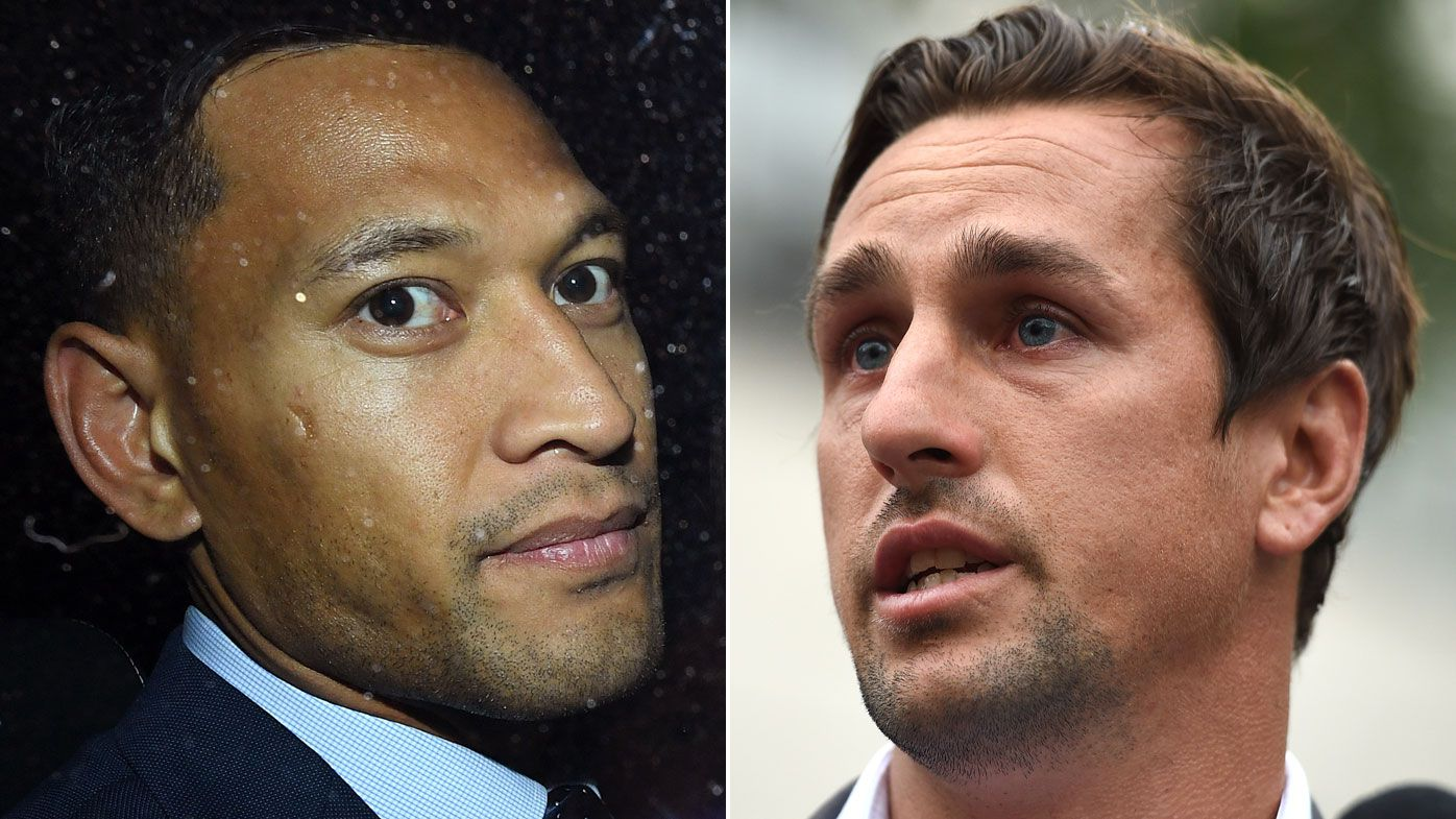 Paul Gallen exclusive: how NRL got it wrong on Mitchell Pearce, and now Israel Folau