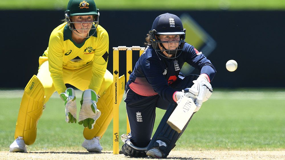 England women win final Ashes ODI against Australia by 20 runs