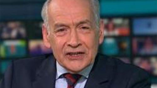 Britain's longest serving newsreader resigns over racist slur