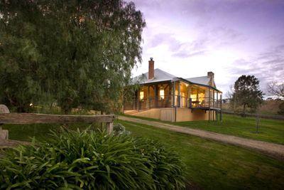 Longview Vineyard at Adelaide Hills, South Australia