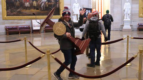 US Capitol riots