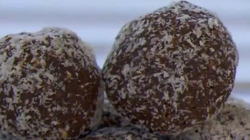 P-Plater rum balls