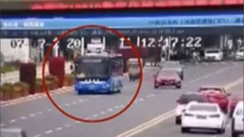 Southwest China bus crash