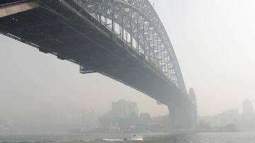 Sydney smoke: Air quality 'hazardous'