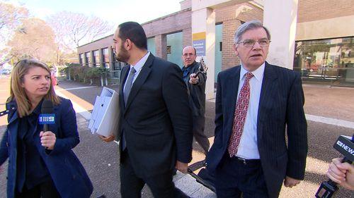 Kearsley will be sentenced in October. (9NEWS)