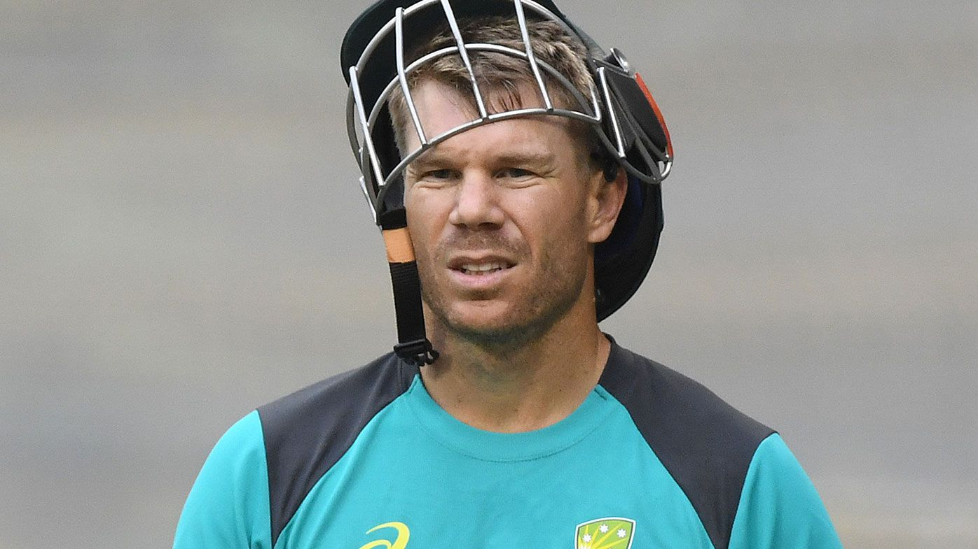 Warner out cheaply on cricket return