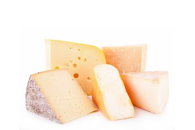 For low-FODMAP dairy foods