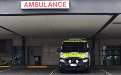 The healthcare sector received the most funding in the ACT Budget. (AAP)