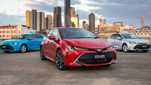 The new-look Toyota Corolla is coming in 2019.