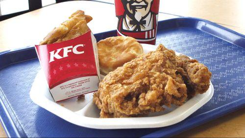 KFC sues Chinese companies over eight-legged chicken rumour