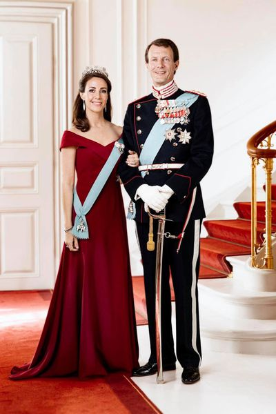 Prince Joachim's 50th birthday, 2019