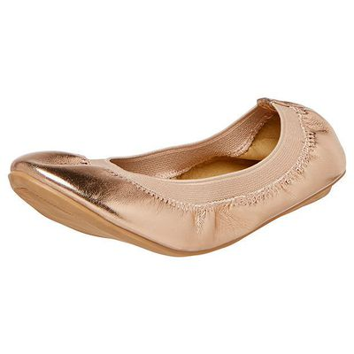 "<a href=""https://www.target.com.au/p/frann-ballet-flats-gold/59355540"" target=""_blank"">Target Frann Gold Ballet Flats, $10.</a>"