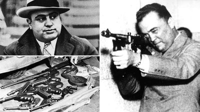 1934: When the NRA advocated for stricter gun laws