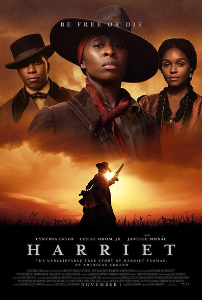 Julia Roberts, Harriet Tubman