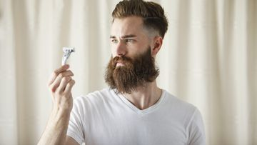 Research finds beards could protect men from being punched in the face.