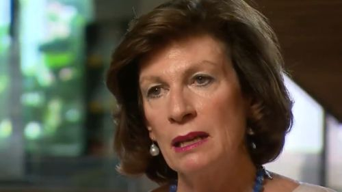 Julie Morrissey, 63, had a quarter of her lung removed, but it saved her life. (9NEWS)