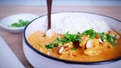 Easiest ever butter chicken recipe