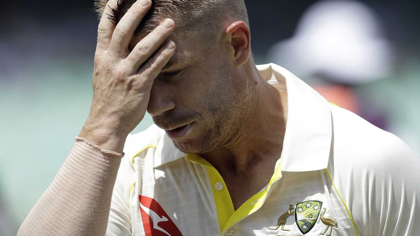 Cricket: David Warner reveals 'vile' de Kock sledge in Durban Test