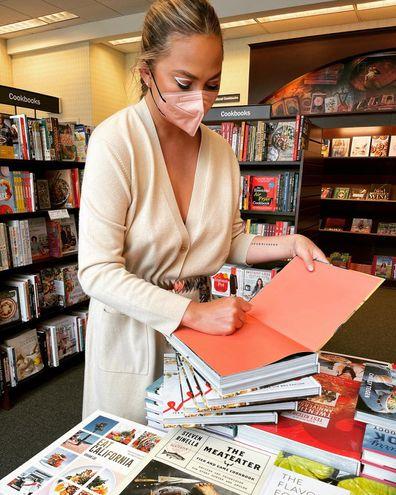 Chrissy Teigen has lost her partnership with Bloomingdale's