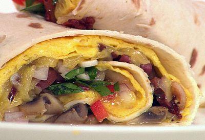 The best omelette
