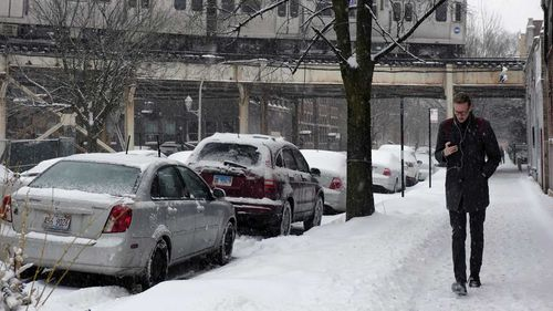 Chicago is forecast to have its coldest day in history on Wednesday.