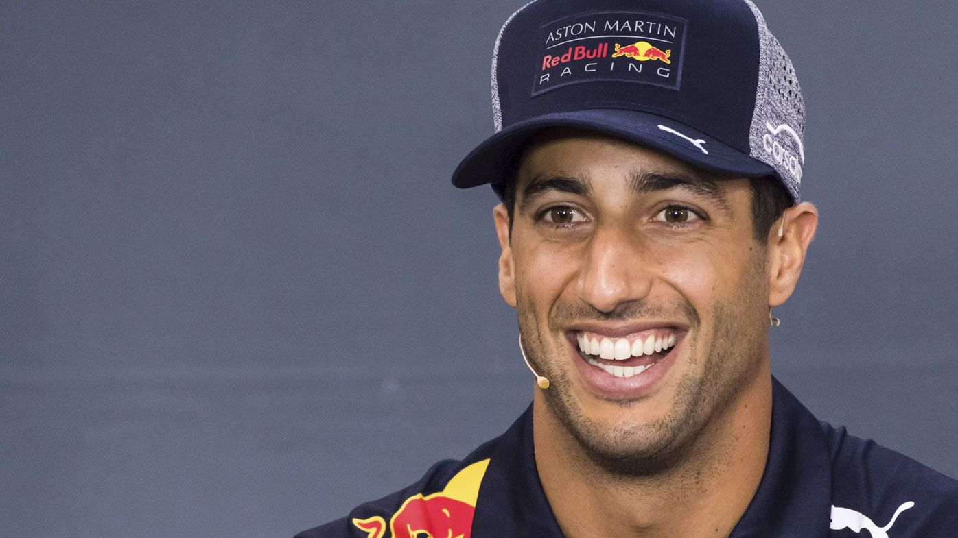 Red Bull teammate throws shade over Ricciardo's Renault move
