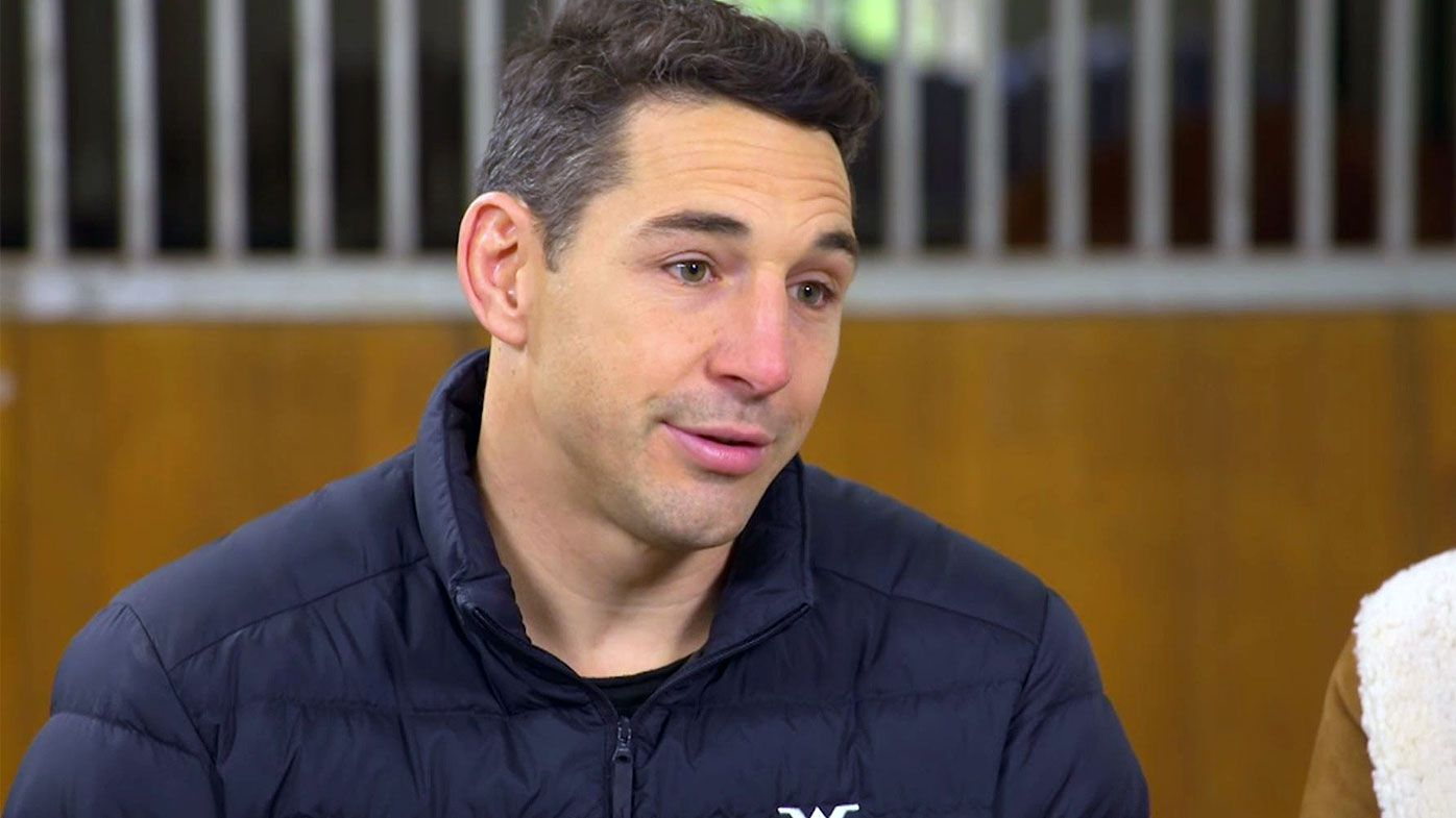 Retiring Billy Slater bares all on his darkest moment, when rugby league was 'taken away' from him