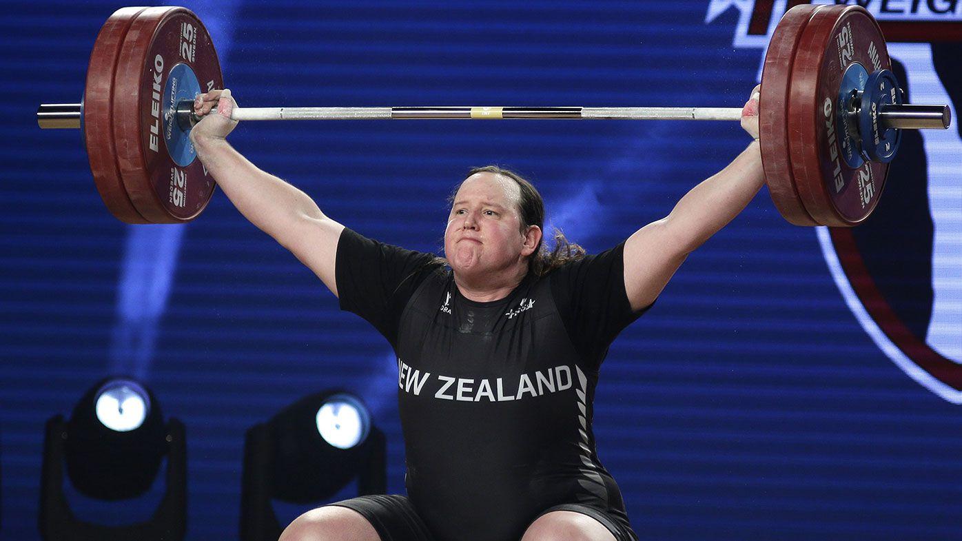 Ban on transgender weightlifter Laurel Hubbard rejected