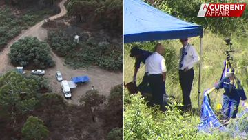 Cult ex-members rejoice after police uncover potential gravesites
