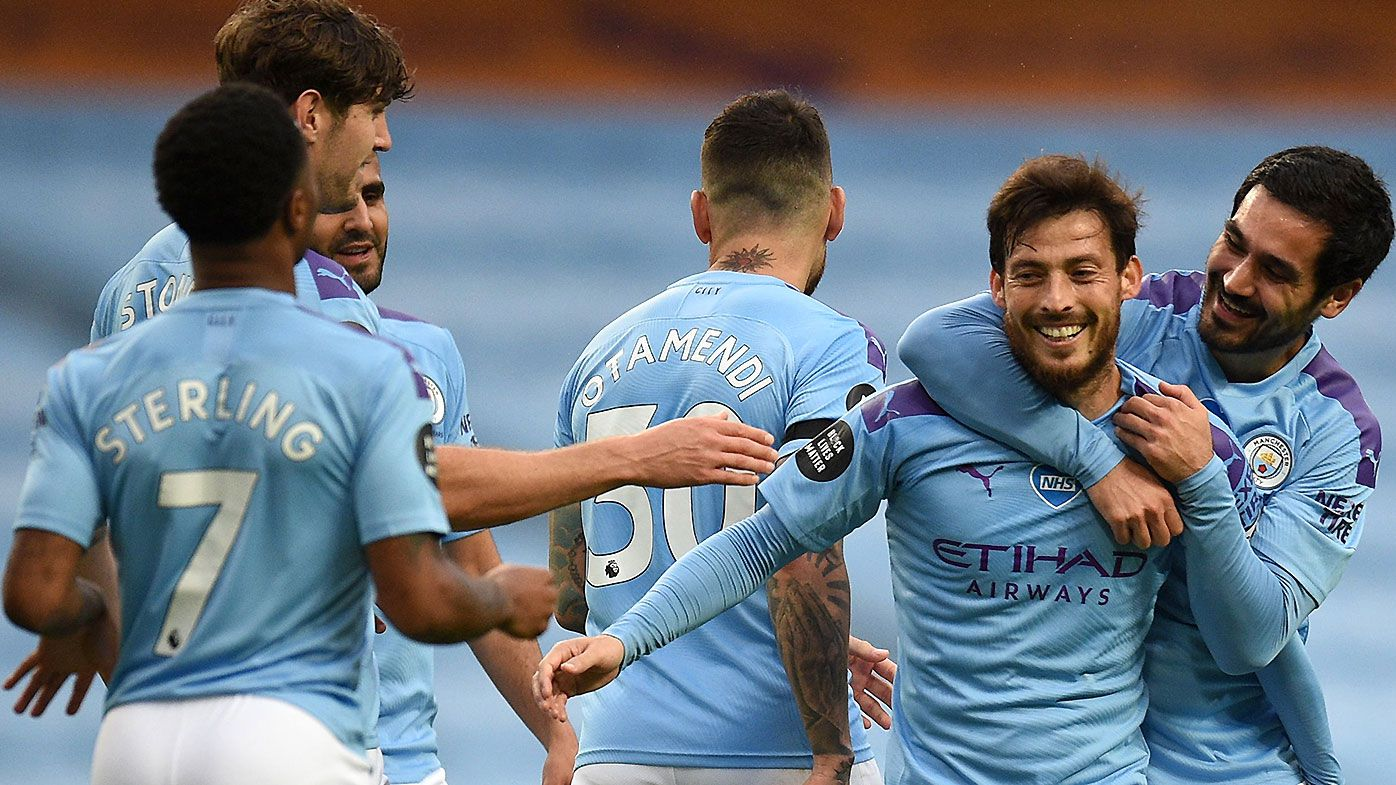 Manchester City free to play in UEFA Champions League after CAS overturns two-year ban
