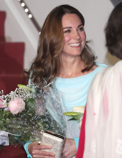 Kate Middleton in Pakistan