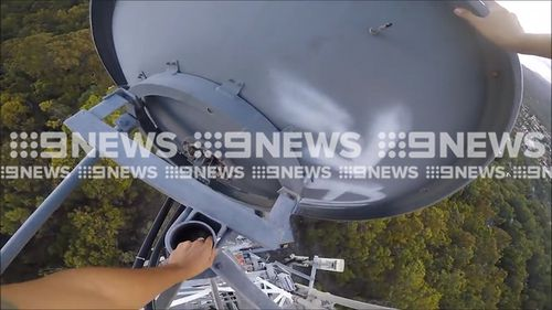 "Gold Coast Councillor Dawn Crichlow has slammed the stunt as ""too dangerous"". (9NEWS)"