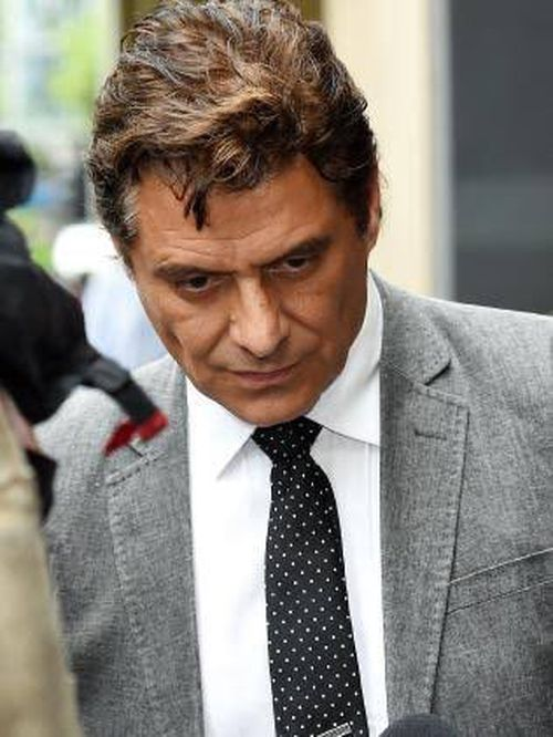 Today was the third time Colosimo has appeared in court. (Supplied)