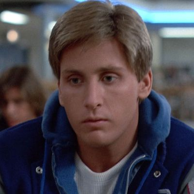 Emilio Estevez: Then