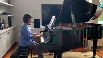 One of the participants is classically-trained pianist Chen Ong.