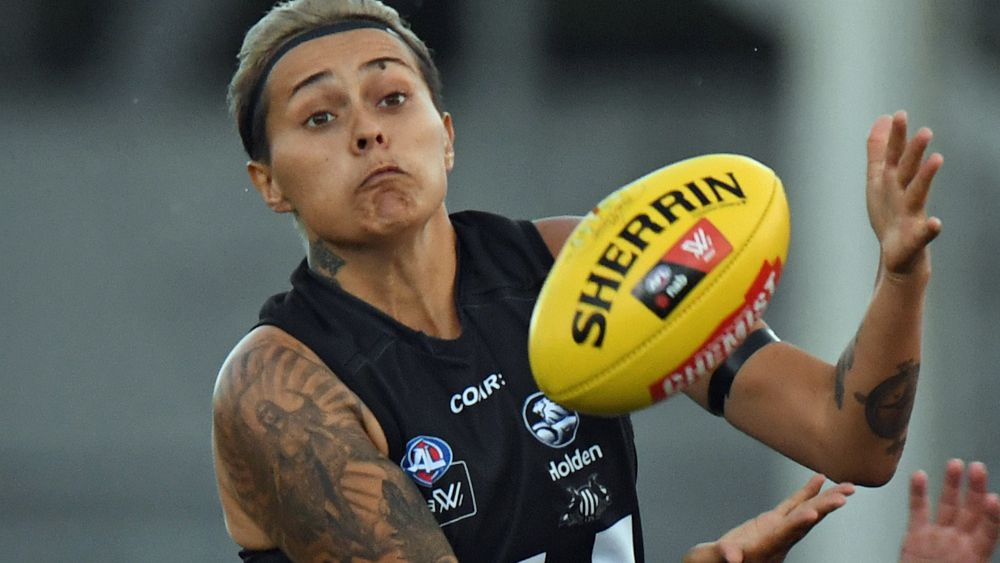 Collingwood drop AFLW marquee Moana Hope for round two