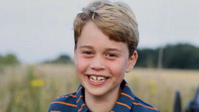 Prince George birthday photo 2021