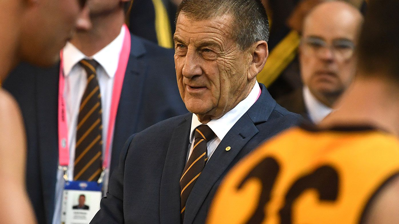 'Clownish' Jeff Kennett slammed as fellow presidents contact AFL after 'new arrivals' comment