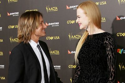 Naww...you don't see this every day on a red carpet. <br/><br/>In a moment of total adoration, Nicole Kidman and hubby Keith Urban were snapped looking lovingly into eachother's eyes at the 2015 G'Day USA Gala. And it's so cute, our hearts are melting. <br/><br/>Surrounded by their Aussie alumni for the Gala, the loved-up couple stepped out to celebrate The AACTA International Awards off the back of last week's Aussie ceremony. You know, the one Ryan Gosling crashed. <br/><br/>Flick through for the all the high-fash red-carpet moments here (and some perve-worthy Hemsworth shots!)