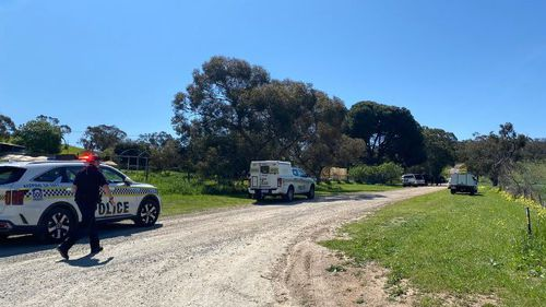 Sandy Creek high-risk incident South Australia