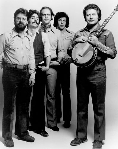 Eric Weissberg & Deliverance.  Photo by Michael Ochs Archives/Getty Images