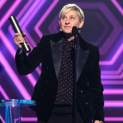 Ellen DeGeneres: 2020