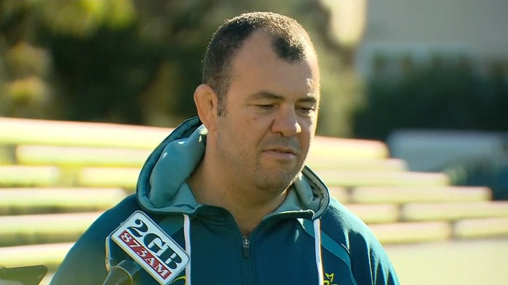 Cooper out of Wallabies squad