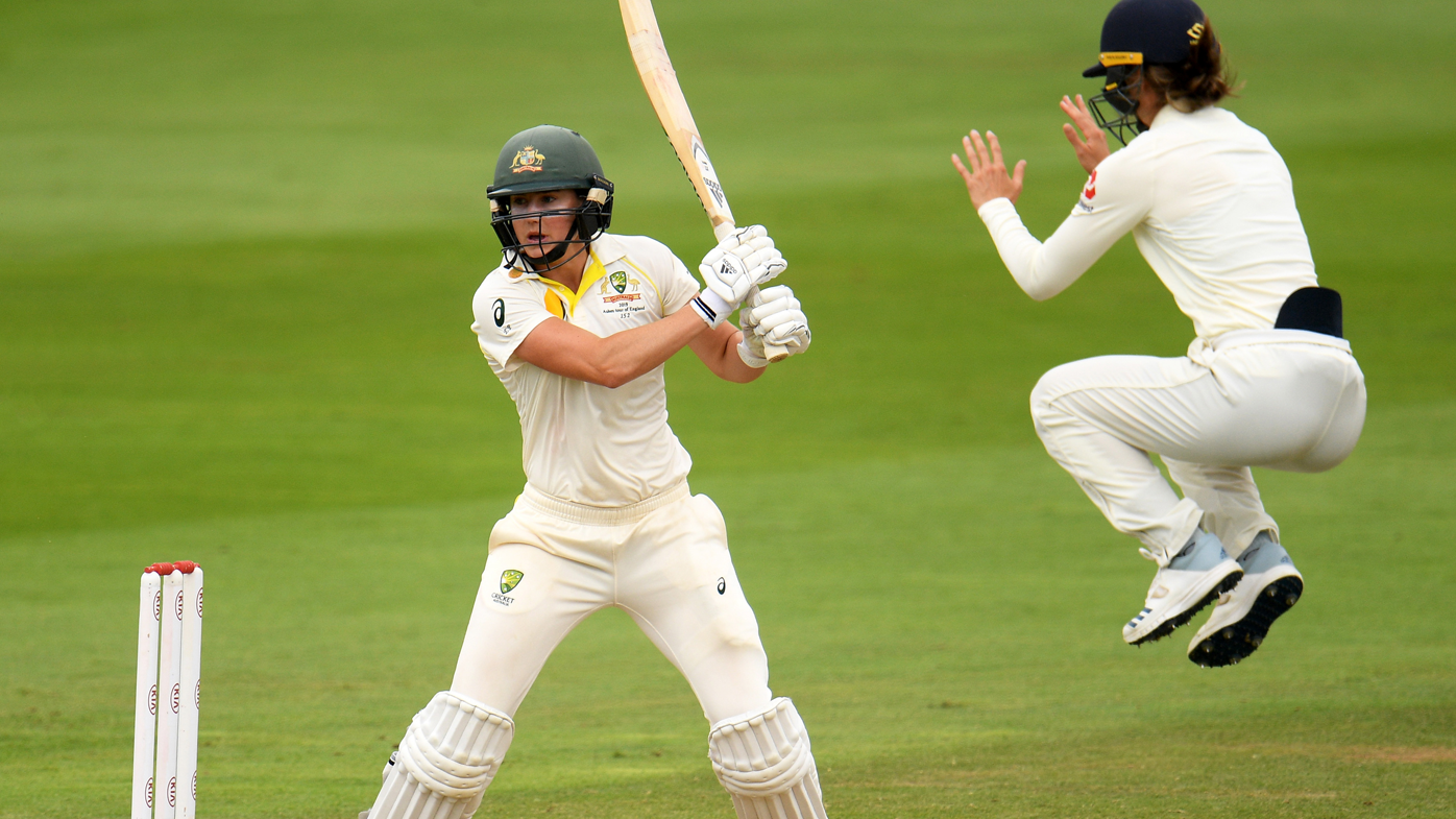 Australia retains Women's Ashes after drawn Test match at Taunton