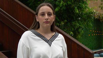 Sarah Ristevski's story is anything but straightforward