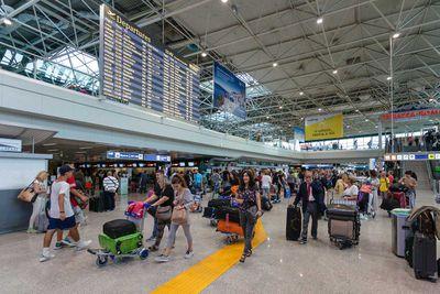 <strong>#15 Leonardo da Vinci-Fiumicino Airport [FCO, ROME, ITALY]</strong>