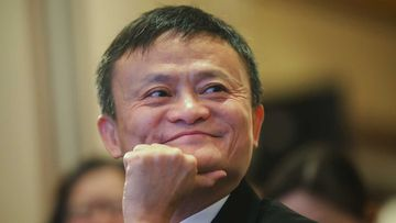 Jack Ma was formerly China's wealthiest man as the founder of Alibaba.