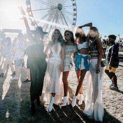 Bec Judd, Kylie Brown, Nadia Bartel, Jessie Murphy and Lana Wilkinson
