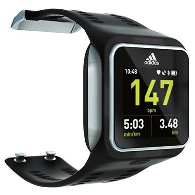 <strong>Adidas miCoach Smart Run Watch</strong>